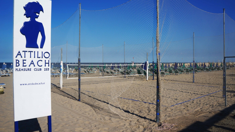 Campo da Beach Tennis e Pallavolo