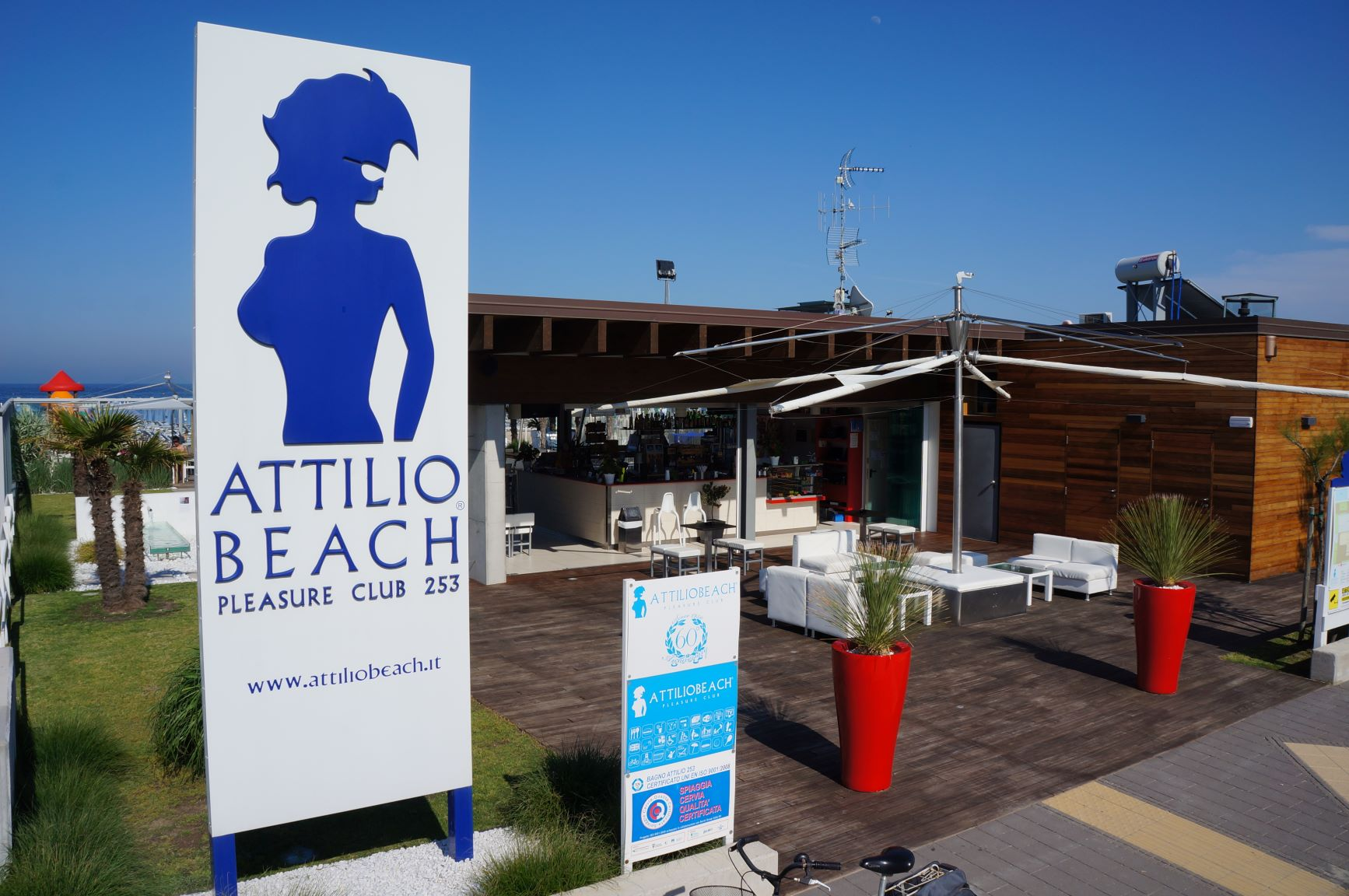 Attilio Beach Pleasure Club