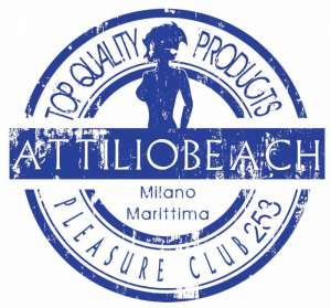Attilio Beach Pleasure Club Icon